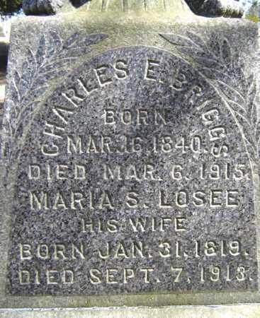 LOSEE, MARIA S - Saratoga County, New York | MARIA S LOSEE - New York Gravestone Photos