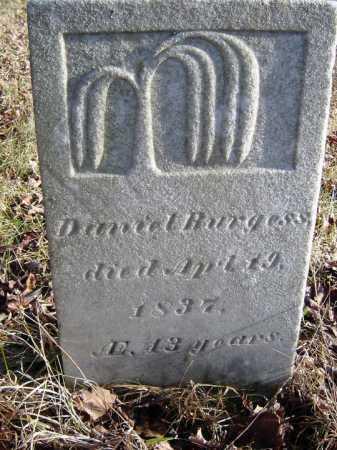 BURGESS, DANIEL - Saratoga County, New York | DANIEL BURGESS - New York Gravestone Photos