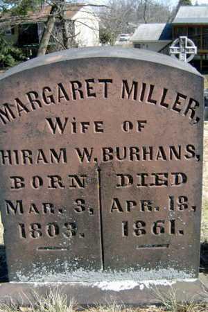 BURHANS, MARGARET - Saratoga County, New York | MARGARET BURHANS - New York Gravestone Photos