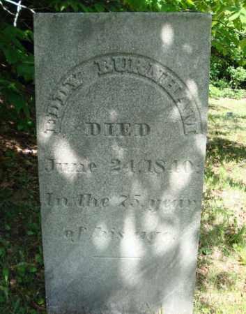 BURNHAM, EDDY - Saratoga County, New York   EDDY BURNHAM - New York Gravestone Photos