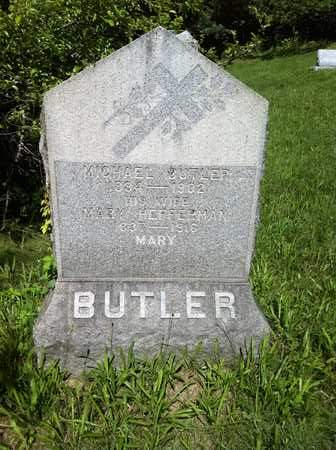 BUTLER, MARY - Saratoga County, New York | MARY BUTLER - New York Gravestone Photos