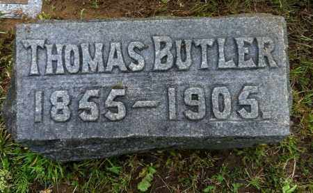 BUTLER, THOMAS - Saratoga County, New York | THOMAS BUTLER - New York Gravestone Photos