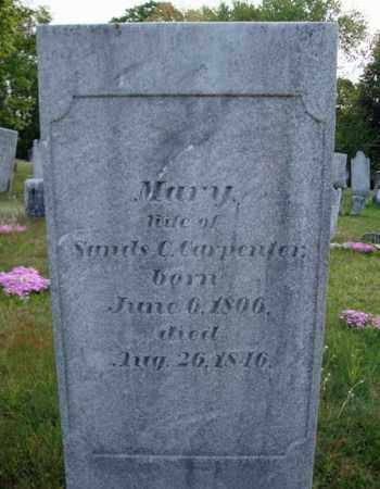CLARK, MARY - Saratoga County, New York   MARY CLARK - New York Gravestone Photos