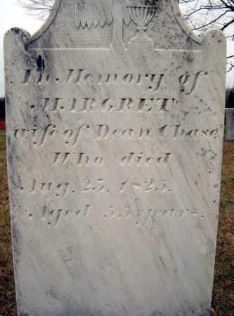 CHASE, MARGARET - Saratoga County, New York | MARGARET CHASE - New York Gravestone Photos