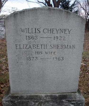 SHERMAN, ELIZABETH - Saratoga County, New York | ELIZABETH SHERMAN - New York Gravestone Photos
