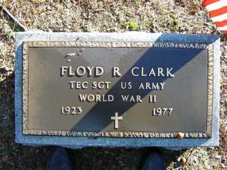 CLARK, FLOYD R - Saratoga County, New York | FLOYD R CLARK - New York Gravestone Photos