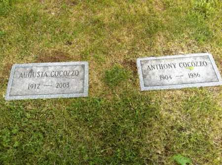 CROTTY, AUGUSTA - Saratoga County, New York | AUGUSTA CROTTY - New York Gravestone Photos
