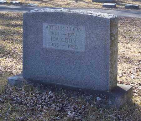 COON, IDA - Saratoga County, New York | IDA COON - New York Gravestone Photos