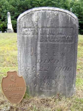 COON, CATHARINE M - Saratoga County, New York | CATHARINE M COON - New York Gravestone Photos