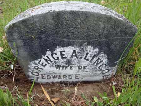 CRAWFORD, FLORENCE A - Saratoga County, New York | FLORENCE A CRAWFORD - New York Gravestone Photos