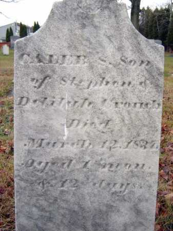 CROUCH, CALEB S - Saratoga County, New York   CALEB S CROUCH - New York Gravestone Photos