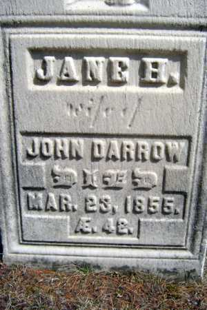 DARROW, JANE H - Saratoga County, New York | JANE H DARROW - New York Gravestone Photos