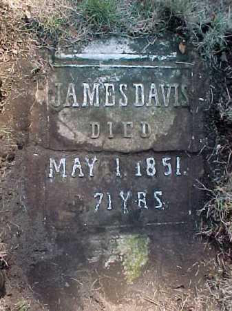 DAVIS, JAMES - Saratoga County, New York | JAMES DAVIS - New York Gravestone Photos
