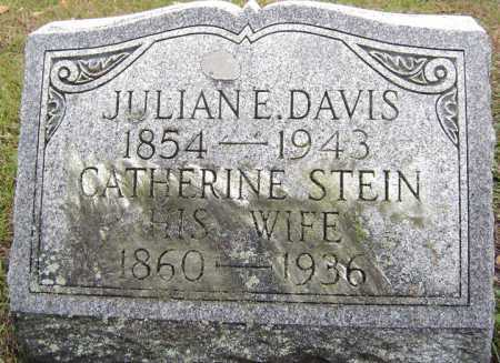 DAVIS, CATHERINE - Saratoga County, New York | CATHERINE DAVIS - New York Gravestone Photos