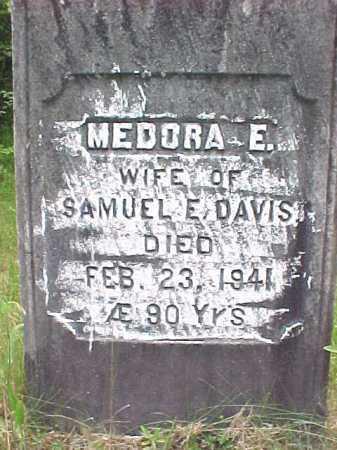 BRIGGS, MEDORA E - Saratoga County, New York   MEDORA E BRIGGS - New York Gravestone Photos