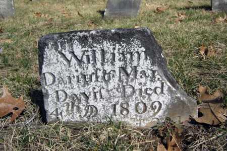 DAVIS, WILLIAM - Saratoga County, New York | WILLIAM DAVIS - New York Gravestone Photos