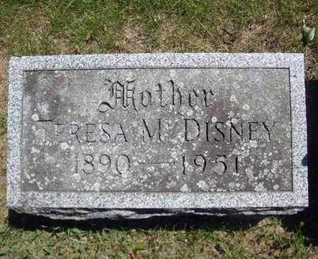 DISNEY, TERESA M - Saratoga County, New York | TERESA M DISNEY - New York Gravestone Photos