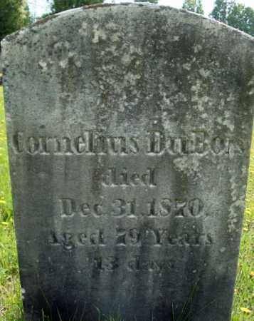 DUBOIS, CORNELIUS - Saratoga County, New York | CORNELIUS DUBOIS - New York Gravestone Photos