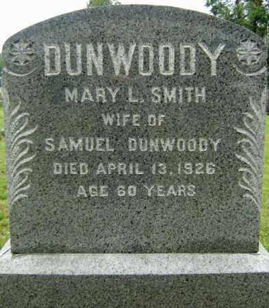 SMITH, MARY L - Saratoga County, New York | MARY L SMITH - New York Gravestone Photos