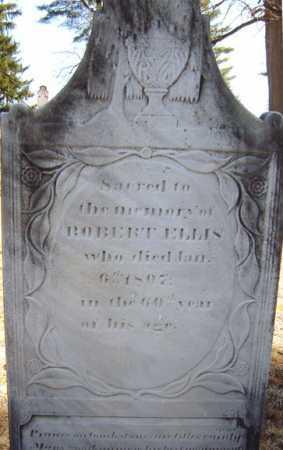 ELLIS, ROBERT - Saratoga County, New York | ROBERT ELLIS - New York Gravestone Photos
