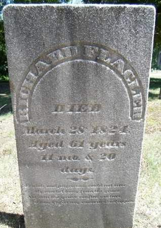 FLAGLER, RICHARD - Saratoga County, New York   RICHARD FLAGLER - New York Gravestone Photos
