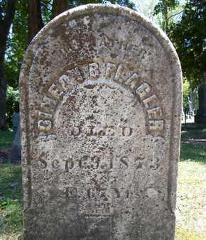 FLAGLER, SIMEON B - Saratoga County, New York   SIMEON B FLAGLER - New York Gravestone Photos
