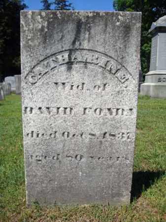 FONDA, CATHARINE - Saratoga County, New York | CATHARINE FONDA - New York Gravestone Photos