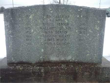 REILLY, MARGARET - Saratoga County, New York | MARGARET REILLY - New York Gravestone Photos