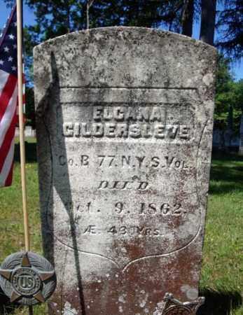 GILDERSLEVE, EUCANA - Saratoga County, New York | EUCANA GILDERSLEVE - New York Gravestone Photos