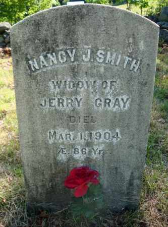 SMITH, NANCY J - Saratoga County, New York | NANCY J SMITH - New York Gravestone Photos