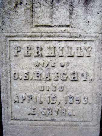 HAIGHT, PERMILLY - Saratoga County, New York | PERMILLY HAIGHT - New York Gravestone Photos