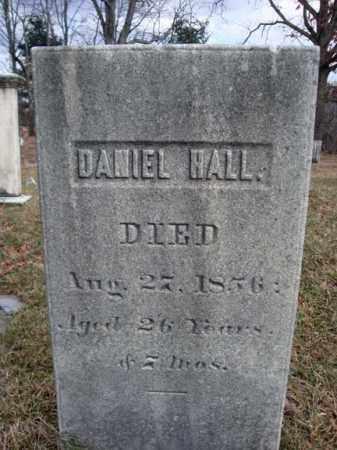 HALL, DANIEL - Saratoga County, New York | DANIEL HALL - New York Gravestone Photos