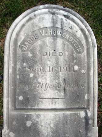 HOWENSTEIN, JACOB V - Saratoga County, New York | JACOB V HOWENSTEIN - New York Gravestone Photos