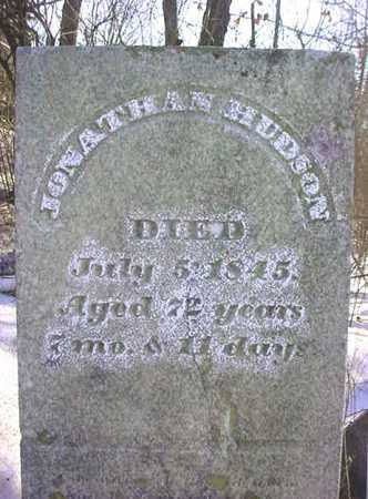 HUDSON, JONATHAN - Saratoga County, New York | JONATHAN HUDSON - New York Gravestone Photos