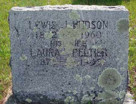 PELTIER, LAURA - Saratoga County, New York | LAURA PELTIER - New York Gravestone Photos