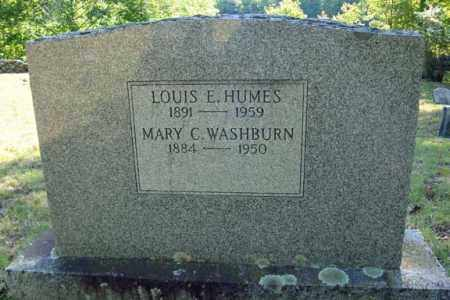 WASHBURN, MARY C - Saratoga County, New York | MARY C WASHBURN - New York Gravestone Photos