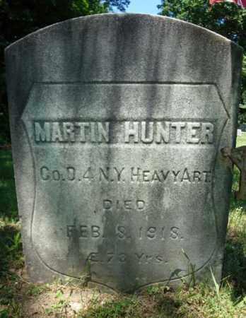 HUNTER (CW), MARTIN - Saratoga County, New York   MARTIN HUNTER (CW) - New York Gravestone Photos