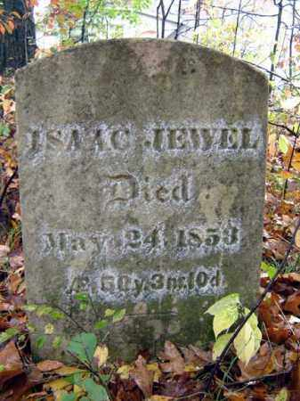 JEWEL, ISAAC - Saratoga County, New York | ISAAC JEWEL - New York Gravestone Photos