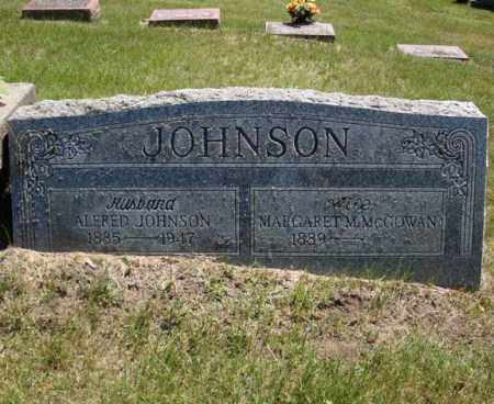 MCGOWAN JOHNSON, MARGARET M - Saratoga County, New York   MARGARET M MCGOWAN JOHNSON - New York Gravestone Photos