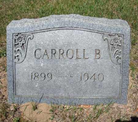 KNICKERBOCKER, CARROLL B - Saratoga County, New York | CARROLL B KNICKERBOCKER - New York Gravestone Photos