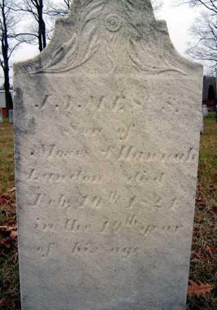 LANDON, JAMES S - Saratoga County, New York   JAMES S LANDON - New York Gravestone Photos