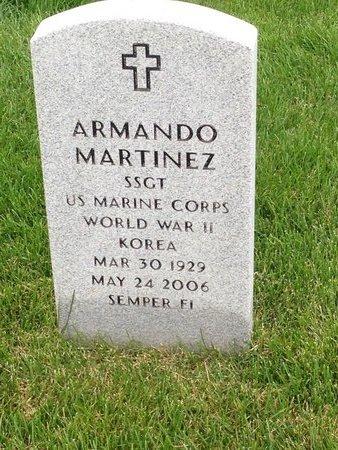 MARTINEZ (KOR), ARMANDO - Saratoga County, New York | ARMANDO MARTINEZ (KOR) - New York Gravestone Photos