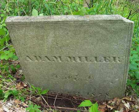MILLER, ADAM - Saratoga County, New York | ADAM MILLER - New York Gravestone Photos