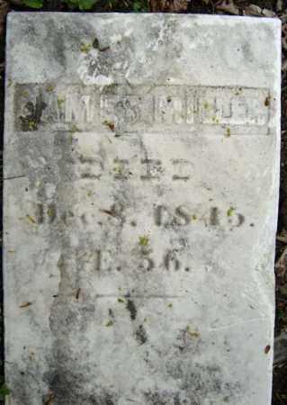 MILLER, JAMES - Saratoga County, New York   JAMES MILLER - New York Gravestone Photos