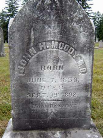 MOODY, JOHN H - Saratoga County, New York   JOHN H MOODY - New York Gravestone Photos