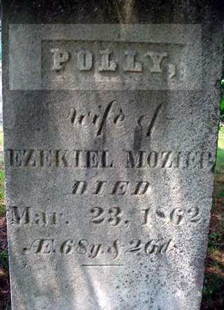 HEATH, MARY POLLY - Saratoga County, New York   MARY POLLY HEATH - New York Gravestone Photos