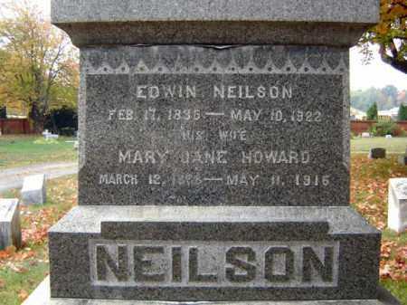 NEILSON, MARY JANE - Saratoga County, New York | MARY JANE NEILSON - New York Gravestone Photos