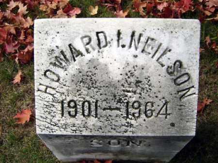 NEILSON, HOWARD I - Saratoga County, New York | HOWARD I NEILSON - New York Gravestone Photos