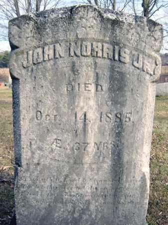 NORRIS, JOHN - Saratoga County, New York   JOHN NORRIS - New York Gravestone Photos