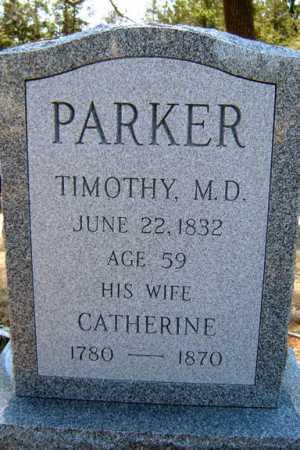 PARKER, TIMOTHY - Saratoga County, New York | TIMOTHY PARKER - New York Gravestone Photos